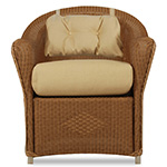 Lloyd Flanders Reflections Dining Chair with Back Pad