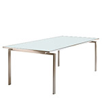 Barlow Tyrie Mercury Modern Dining Table