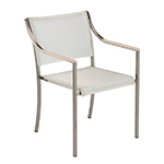 Barlow Tyrie Quattro Armchair, White, Multiple Styles Available