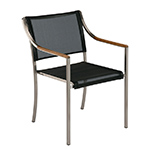 Barlow Tyrie Quattro Dining Armchair