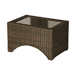Barlow Tyrie Savannah Lounger Table and Coffee Table