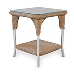 Lloyd Flanders Reflections Square End Table