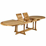 Barlow Tyrie Stirling Extending Dining Tables