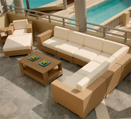 Arizona Deep Seating :  wicker curranonline deep seating barlow tyrie