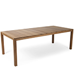 Barlow Tyrie Equinox Extending Dining Table