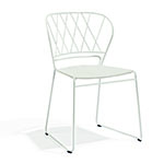 Skargaarden Reso Modern Dining Chair with Fabric Seat