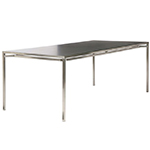 Barlow Tyrie Quattro Modern Extending Table