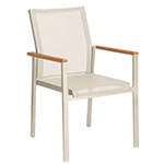 Barlow Tyrie Aura Dining Chairs