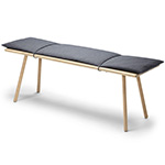Skagerak Georg Bench and Stool