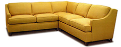 Ashley Collection, Fabric Upholstered Sectional