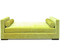 Hemingway, Fabric Upholstered Daybed