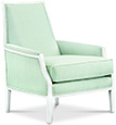 Joe Ruggiero Collection, Bergen Upholstered Chair