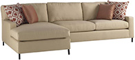 Joe Ruggiero Collection, Maison Upholstered Sectional