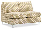 Joe Ruggiero Collection, Tribecca Upholstered Loveseat