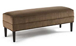 Joe Ruggiero Collection, Wong Upholstered Bench