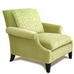 Maud Custom Upholstered Chair
