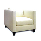 Nicole Collection, Upholstered Chair