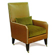 Rochester Custom Upholstered Chair