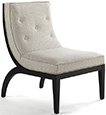 Excellence Collection, Cabotwood Upholstered Chair