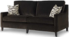Excellence Collection, Marrakech Fabric Upholstered Sofa