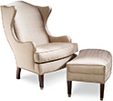 Excellence Collection, Caden Upholstered Armchair