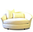 Vivaldi Custom Upholstered Chair