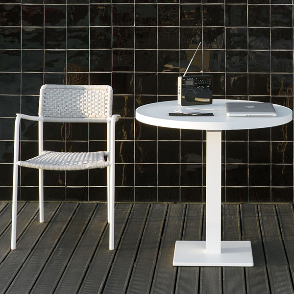 the echo dining armchair