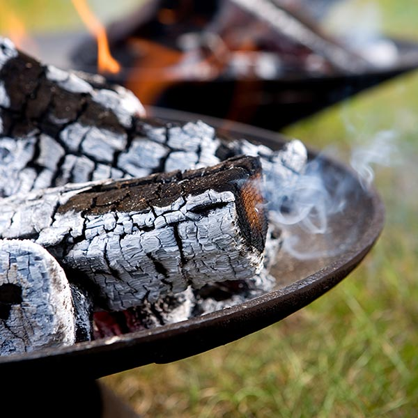 what a difference a fire makes: stay outside longer with helios firebowl