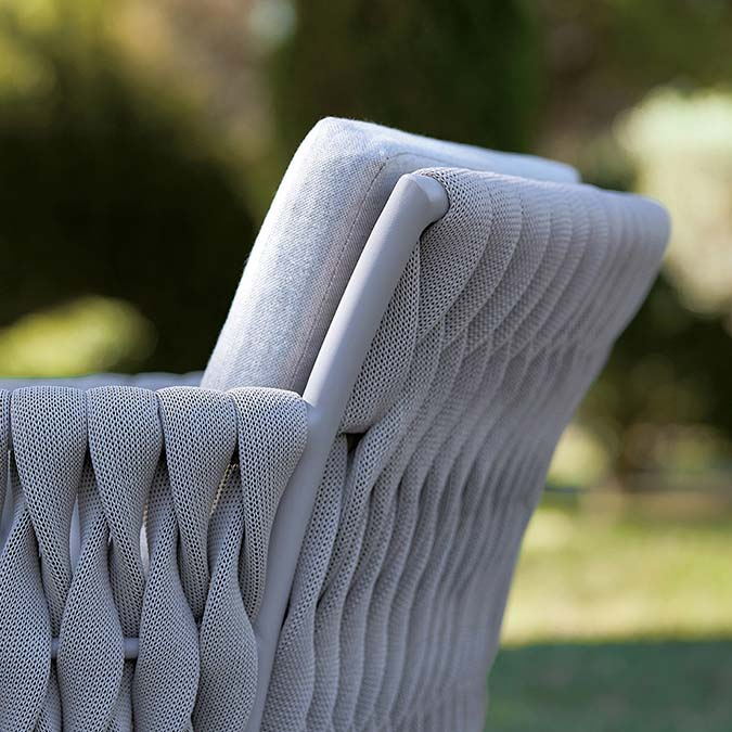 craftsmanship: elegant polyester weaving of basket collection by sifas