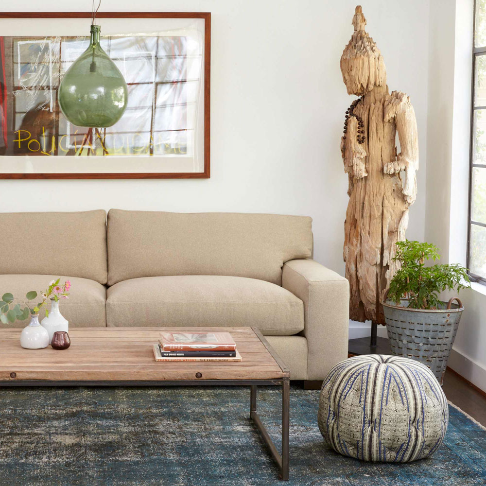 Loft Upholstered Sofa By Cisco Brothers