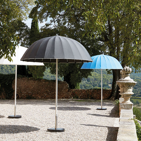 umbrella by sifas straddles the line between classic and modern shape