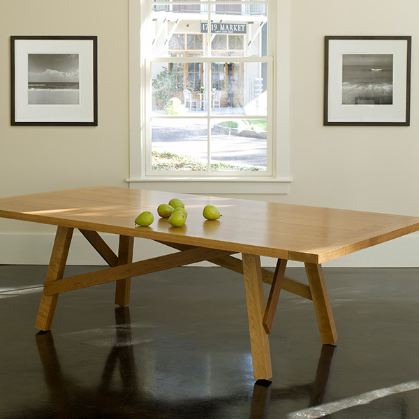 centerbrook table in natural