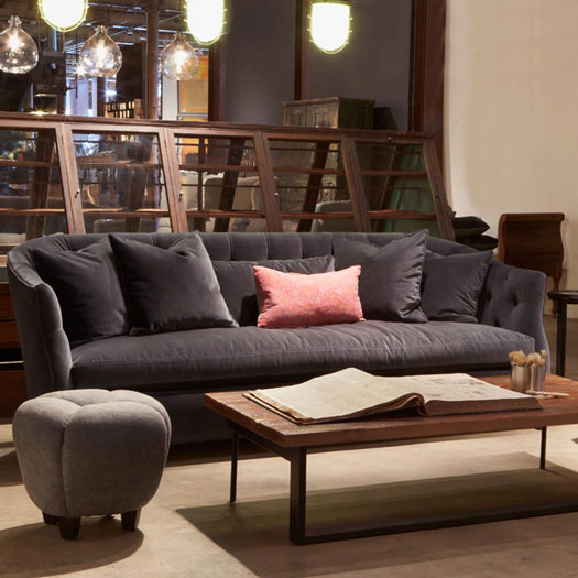 Luccia Upholstered Sofa And Chair By