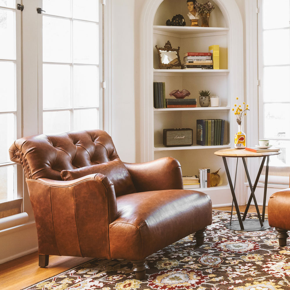 Acacia Upholstered Sofa And Chairs By