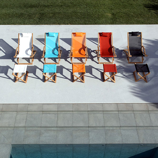 color up your life with the beacher relax chair and footrest