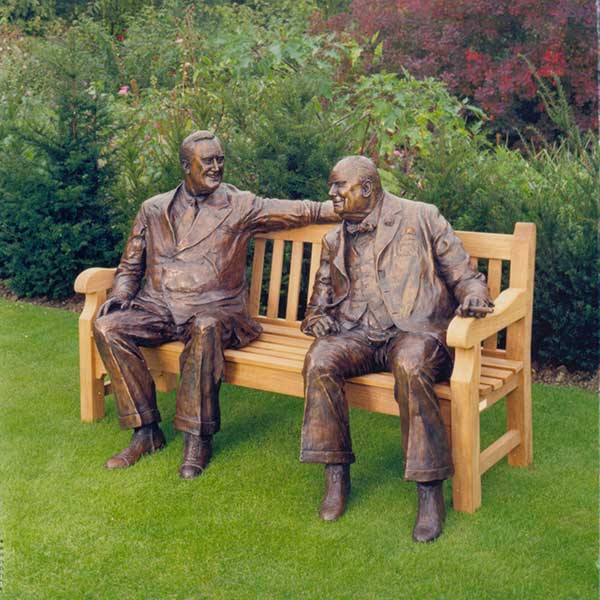"""these guys enjoying the rothesay 72"""" bench since a long time"""