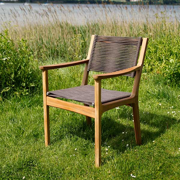 beautifying any outdoor setting: monterey armchair