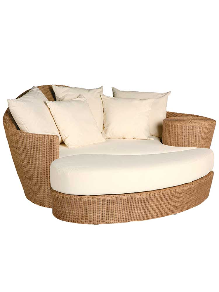 Dune Daybed Ottoman Not Included Back Throw Pillows Curran Home