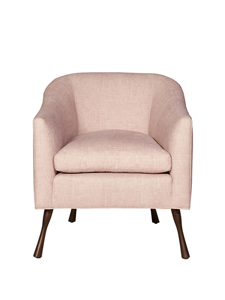 Front View   Discontinued Nolita Dusty Rose