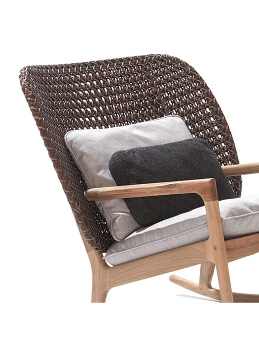 Kay Large Back Cushion: The Light Gray One in the Back