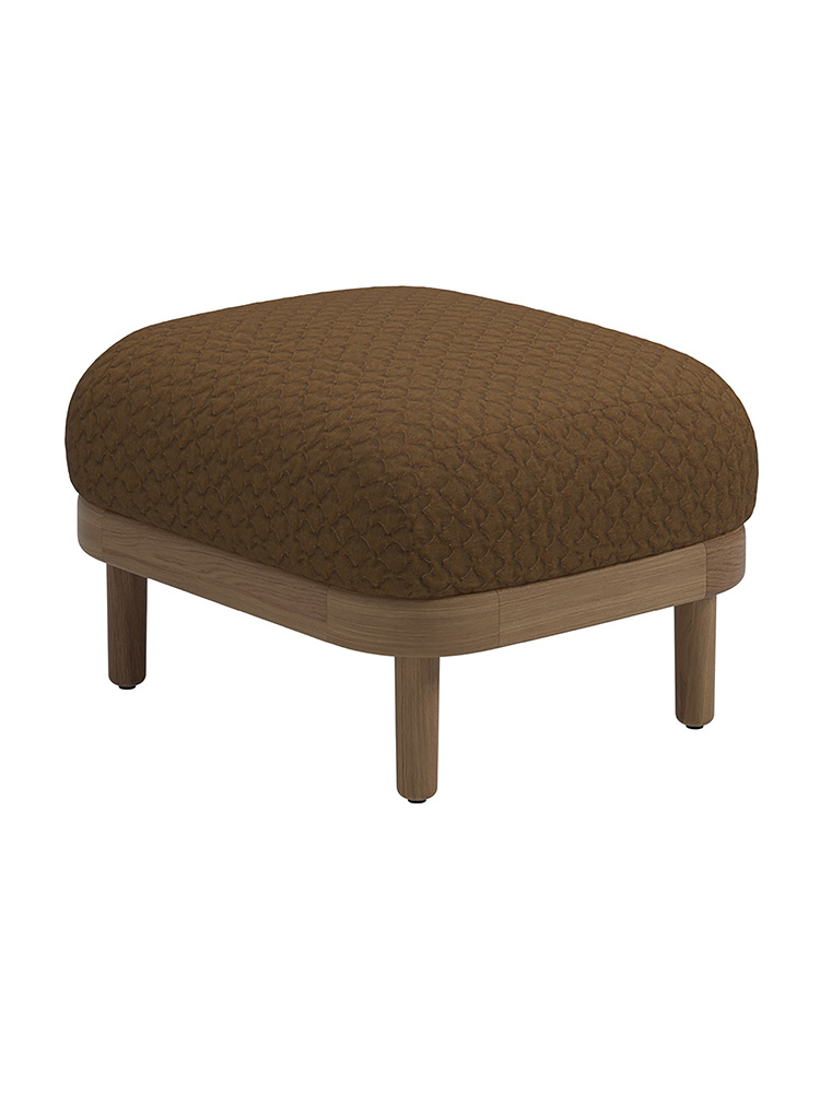 Seat Cushion: Wave Russet (to mach fabric combination #3 pieces)