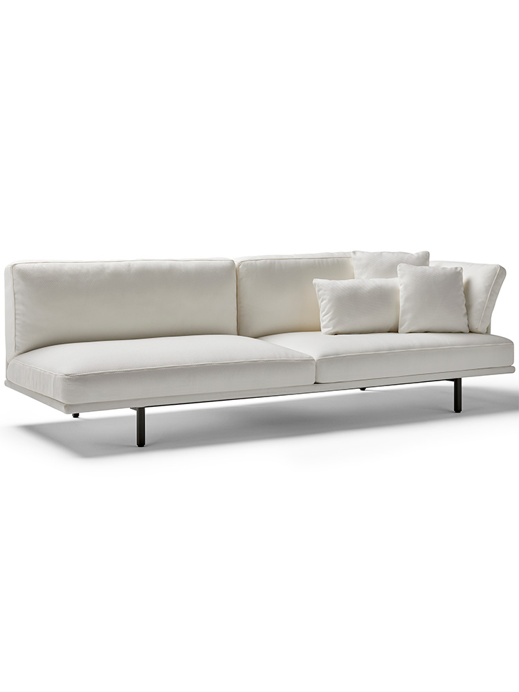 """3 Decorative Cushions Included in Price (1: 24"""" x 14"""" 