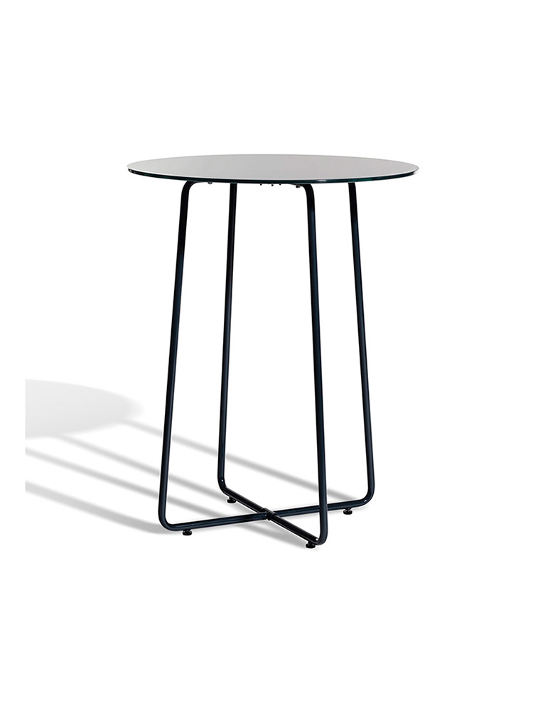 Table Metal, Charcoal Grey (GG)