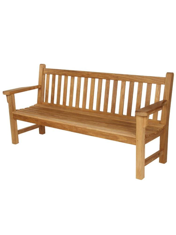 LONDON BENCH & CHAIR
