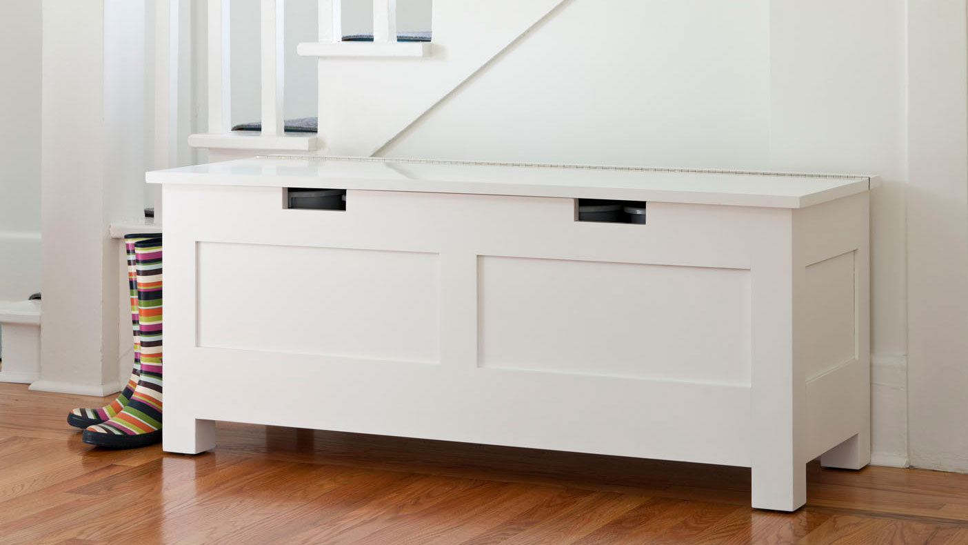 Yankee Modern Storage Chest