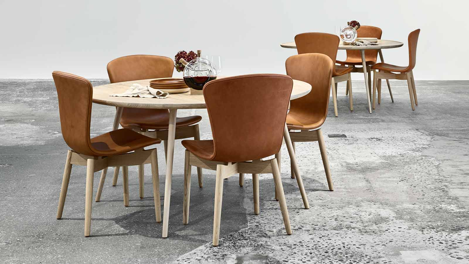 Mater Dining Shell Chair